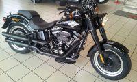 Gross und Geis Harley Davidson Fatboy S